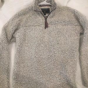 True Grit Sherpa Sweater